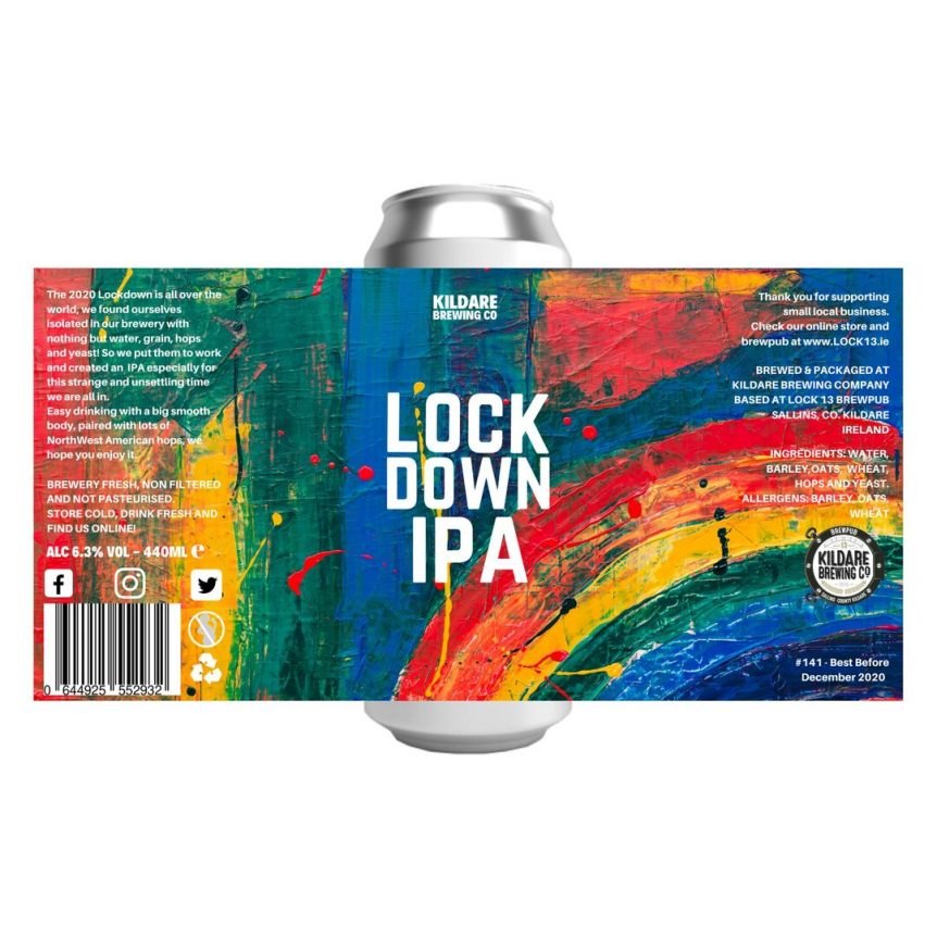 lockdown IPA preview