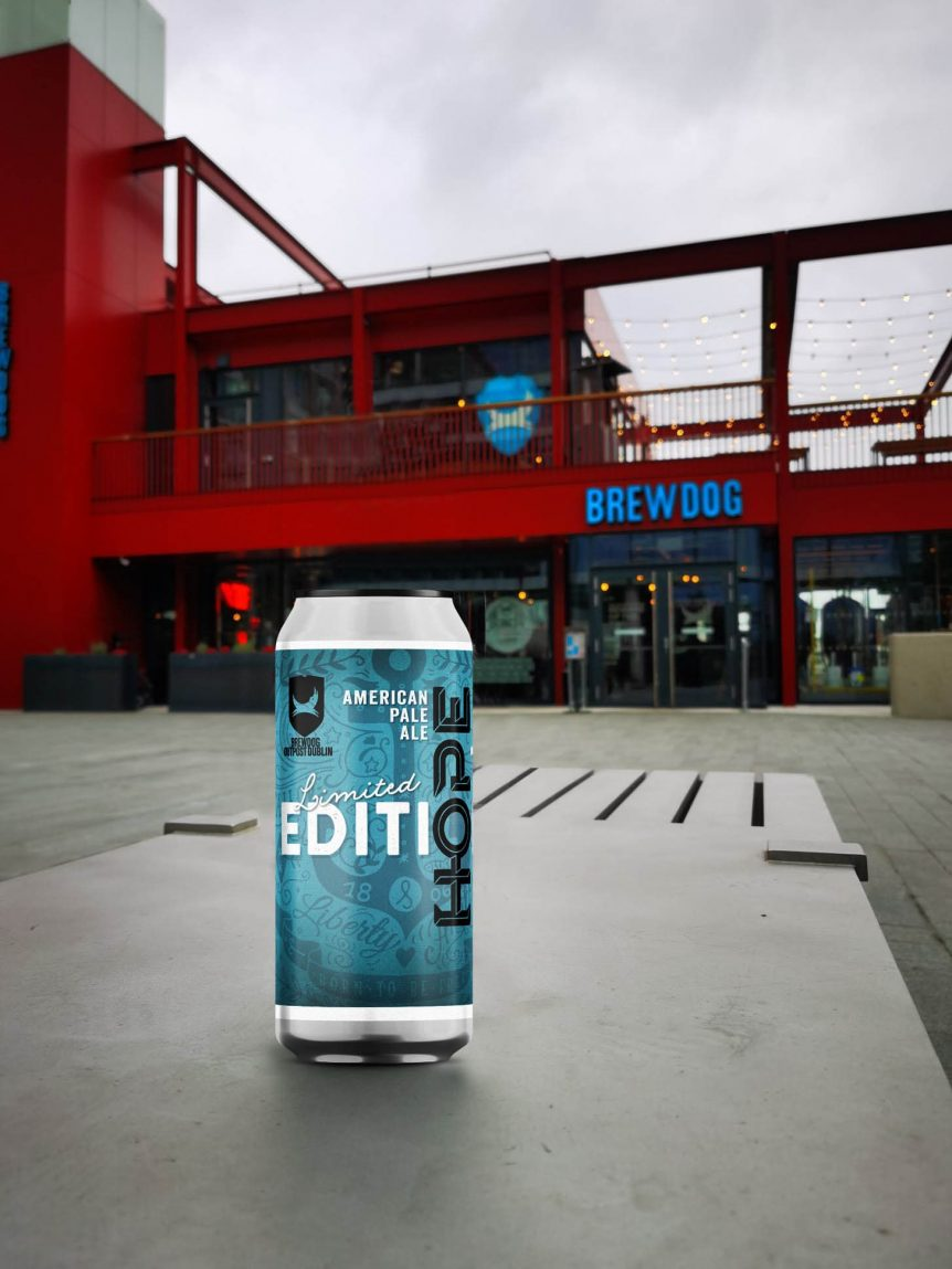 brewdog hope collab